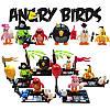 Фигурки Angry birds конструктор Лего 6 шт набор