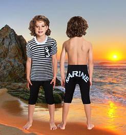 9. Летняя одежда на мальчиков