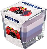 Ароматическая свеча BISPOL snk 80-13  Лесные ягоды