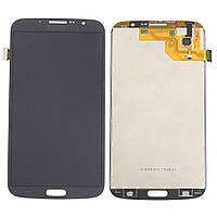 Samsung Galaxy Mega 6.3 I9200 black LCD, модуль, дисплей с сенсорным экраном
