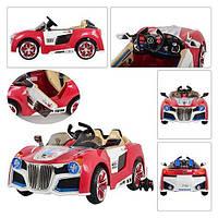 Детский электромобиль Bugatti VIP 2318: 12V, 2 мотора, пульт, MP3: RED- купить оптом, фото 1