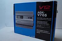 Автомобильный Усилитель 4 канала V12 3800KW, аудиотехника, усилитель для авто, аудиотехника и аксессуары, элек