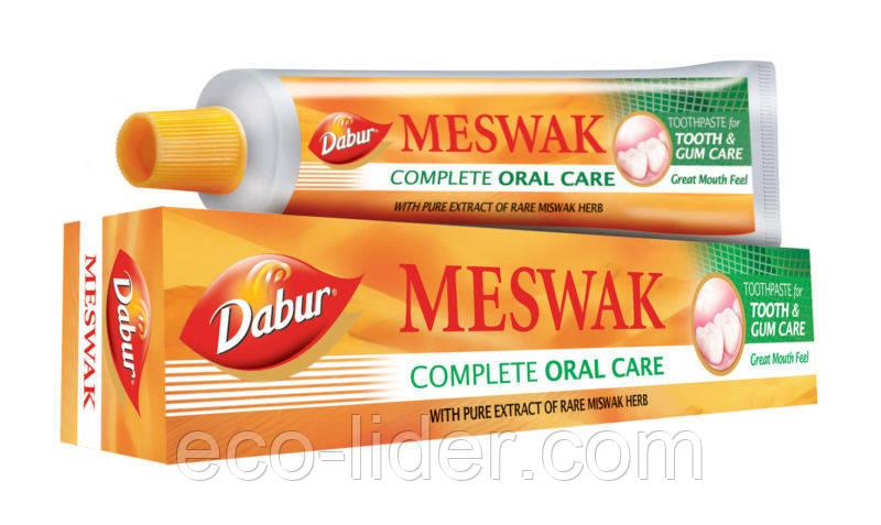 Зубная паста Мисвак, Meswak Tooth Paste, 100 г. Dabur Индия