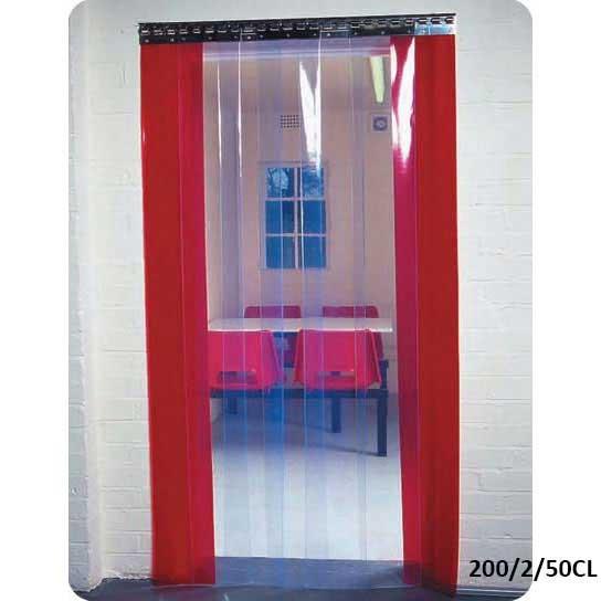 Завеса ленточная из ПВХ 1,2 х 2,0м