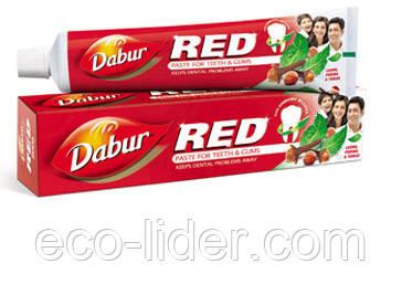 Зубная паста Дабур Рэд (Dabur Red), 100 г Индия.