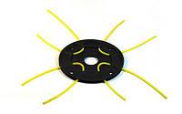 """Головка с леской """"паук"""" для мотокосы"""