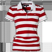 Женские футболки поло и тенниски оптом с нанесением логотипа под заказ.