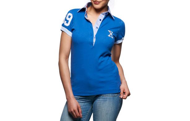 Женские футболки поло на заказ