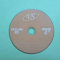 DVD-RW и DVD+RW диски VS емкостью 4.7Gb(120 минут)