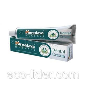 Зубная паста Himalaya Herbals Dental Cream, 200 г, Индия.