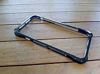 Алюминиевый бампер ElementCase Sector FE для iPhone 6/6s black
