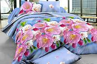 Двуспальное постельное белье (100% хлопок)