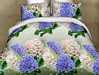 Комплект постельного белья двуспалка (100% хлопок)