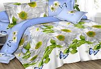 Качественное постельное белье из хлопка (двуспальный)