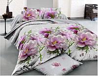 Полуторное постельное белье (100 % хлопок)
