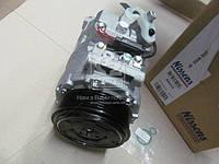 Компрессор кондиционера MERCEDES C-CLASS W203 00- (Nissens) 89033