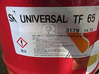Масло трансмиссионное ZIC SK UTF 65 (Бочка 200л) 203179