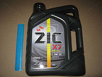 Масло моторн. ZIC X7 FE 0W-30 (Канистра 4л) 162616