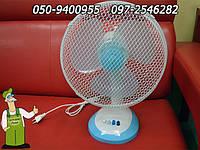 Настольный вентилятор электрический Sea Breeze SB 533 Распродажа остатков вентиляторов со склада!