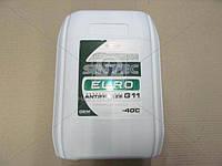 Антифриз Sintec ANTIFREEZE EURO G11 зеленый (Канистра 10л) 408