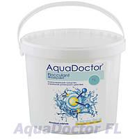 Химия для бассейна флокулянт порошок коагулянт FL 5кг