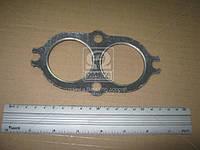 Прокладка трубы приемной ГАЗ 3302, 2217 (ЗМЗ 406,405,4216) (4+2 отверстий) (Производство г.Ярославль)