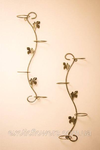 """""""Узор"""" на 4 кольца для орхидей, подставка для цветов"""