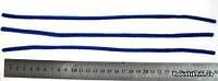Проволока синельная, 5 мм. синяя