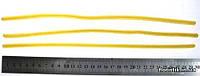 Проволока синельная, 5 мм. желтая
