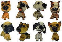 Статуэтки собак в ассортименте  45х75х50