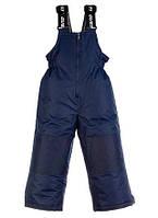 Зимний детский полукомбинезон для мальчиков Gusti 8265 GWU. Размер 2-6Х.
