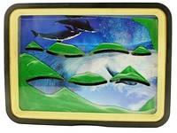 Картина песочная в разных цветах 230х170х30
