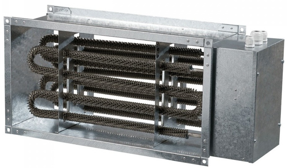 ВЕНТС НК 500x250-10,5-3 - прямоугольный электрический нагреватель