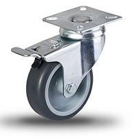 Аппаратные колеса JD BD-серии колесо с серым протектором