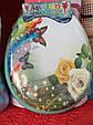 Сиденье мягкое с крышкой для унитаза  Aqua Fairy Classic, белая, фото 3