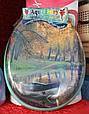 Сиденье мягкое с крышкой для унитаза  Aqua Fairy Classic, белая, фото 7