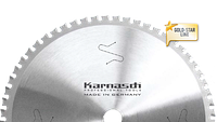 Пильные диски Dry-Cutter для конструкционной стали 216x 2,2/1,8x 30mm z=42 WZ, Karnasch (Германия)