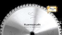 Пильные диски Dry-Cutter для конструкционной стали 350x 2,4/2,0x 30mm  z=80 WWF, Karnasch (Германия)