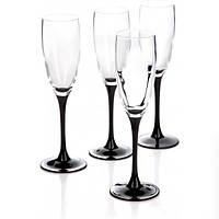 Набор фужеров для шампанского 170 мл 6 предметов Domino Luminarc h8167-166419