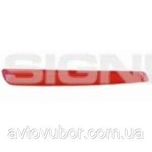 Відбивач в задньому бампері лівий Ford Mondeo 11-13 ZFD1604L BS71515COAE