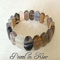 Женский браслет из натурального камня