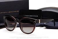 Солнцезащитные очки Victoria Beckham (2151) коричневая оправа