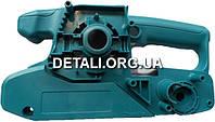 Левая часть корпуса ленточной шлифмашины Makita 9910 9911 оригинал 150958-4