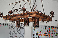 Люстра кованая - Комбинация, фото 1