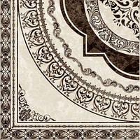 Декор пол Golden Tile  Вулкано бежевый 400х400