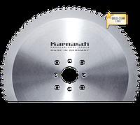 Дисковые пилы по стали с тонким резом 285x 2,0/1,75 40mm z=60 Z   с покрытием GOLD-STAR, Карнаш (Германия)