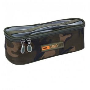 4addfa594597 Кейс для аксессуаров Fox Accessory Bag Camolite Slim - Рыболовный  интернет-магазин BigCarp в Харьковской
