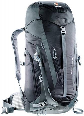 Рюкзак туристический Deuter ACT Trail 36 EL black/granite (3440915 7410)