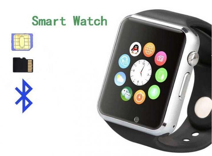 Умные часы-телефон GT08 с Bluetooth