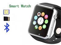Умные часы-телефон GT08 с Bluetooth, фото 1